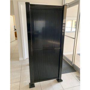 Aluminum Privacy Screen
